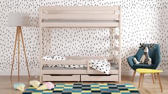 lit superposé pour bébé