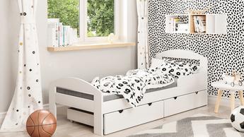Łóżko pojedyncze Timon