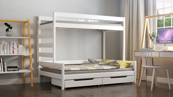 Łóżko piętrowe Theo T2