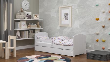 meubles pour enfants, lits pour enfants, meubles pour enfants, un lit pour un enfant, un lit pour un enfant avec une barrière