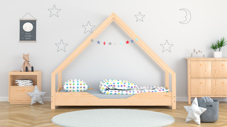 Lit pour les enfants, lit cabane