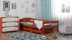 lit en bois massif