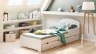 lit simple pour un enfant