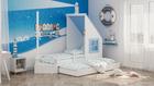 lit double, lits doubles, lit gigogne, lit pour enfants, lits pour enfants, meubles pour enfants