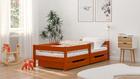 Łóżko dla dzieci pojedyncze Miki 10