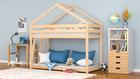 petit lit cabane superposé