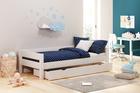 linge de lit de couleur